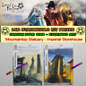 LEGEND OF THE FIVE RINGS L5R LCG - Mountaintop Statuary - Stronghold Kit 4 2018