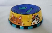 Catzillia - Cat Gallery Fish Bowl - Candace Reiter Designs, 2001