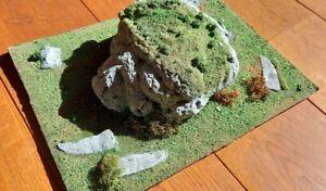 Mountain Diorama suits OO or N Gauge Model Railway
