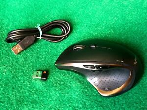 Logitech Performance MX Wireless Mouse M/N M-R0007 P/N 810-004202 CLEAN/TESTED!