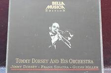 Rare Tommy Dorsey and Orchestra 32 Tracks Bella Musica BM14.4034 2 Cd Boxset