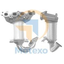 BM91187H MAZDA 2 1.25i 16v [1/03-] Exhaust Manifold Catalytic Converter