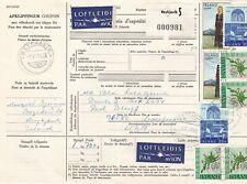 Iceland, Reykjavik, 1968, Parcel Card, to USA