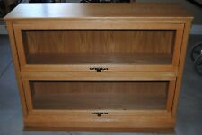 Forest Designs Traditional Custom Made Barrister Bookcase