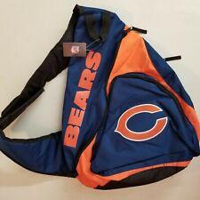 NEW Chicago Bears Sling Bag/Chest Bag One Shoulder Backpack Orange AWESOME