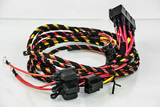 Land Rover Defender 300 TDI Uprated Headlight Loom Harness With Front Spot Lamps