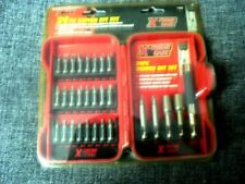 KR Tools X-treme Xtreme Driver Bit Set 29Pc with nice case