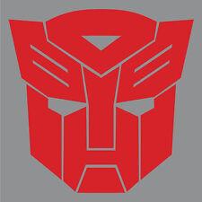 Transformers Logo - Autobot Symbol - Die Cut Vinyl Decal - Car Window Sticker