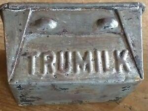 Vintage Trumilk Bread  Loaf Tin