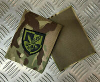 Genuine British Army MTP Blanking Patches 16th Air Assault TRF UBACS/PCS C15