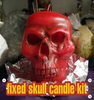 Skull Candle Fixed Kit santeria voodoo hoodoo domination control