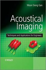 Acoustical Imaging: Techniques and Applications for Engineers by Gan New+=