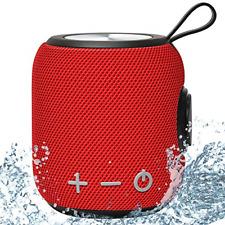 Portable Bluetooth Speaker Dual Pairing Loud Wireless Mini Speaker Surround S...