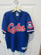 d6d442a0a7d VTG Chicago CUBS   21 SAMMY SOSA MLB Baseball Jersey Men s size Large  Majestic