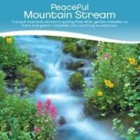 Peaceful Mountain Stream (relaxation cd) - Music CD -  -   -  - Very Good - Audi