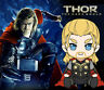 New High Quality The Avengers Thor Loki CP Plush Doll Soft Toy 30cm Good Gift