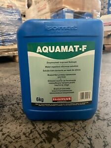 AQUAMAT-F 6KG - Damp-proof course for concrete or masonry walls