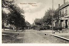 24932 AK Ostseebad Heiligenhafen Thulboden mit Manufaktur Mode Waren 1914