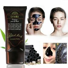 One1x Purifying Blackhead Remover Peel-Off Facial Cleaning Black Face Mask 50 ml