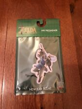 The Legend of Zelda Air Freshener Breath Of The Wild Link 25th Anniversary