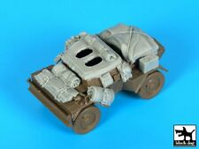 Black Dog 1/48 Dingo Mk.II Scout Car WWII Stowage & Accessories (Tamiya) T48068