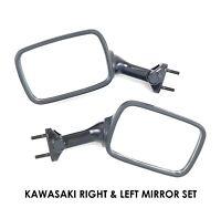 Emgo Kawasaki Ninja Mirror Right & Left Hand Side Pair ZX6R ZX7 ZX7R ZX7RR NEW