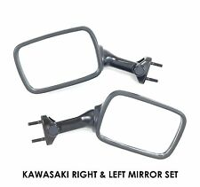 Emgo Kawasaki Ninja Mirror Right & Left Hand Side Pair ZX6R ZX7 ZX7R ZX7RR NEW