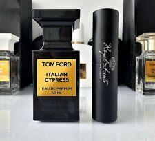TOM FORD ITALIAN CYPRESS 10ml EDP Sample Twist&Spray Travel Bottle
