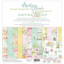 """Mintay Paper Collection 12 x 12"""" Lovely Day"""