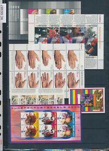XC66387 Netherlands mixed thematics sheets XXL MNH
