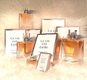 Lancome La vie est belle Eau de Parfum Neu und OVP