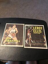 Leroy Ellis Portland Len Chapell Cleveland Pictures