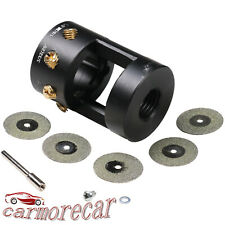 Tungsten Grinder With Sharpener Multi Angle Offsets Head Tool Fits Tig Welding