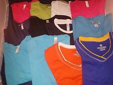 T Shirts Women Holloway Bella Anvil Port Authority Ladies Various Styles Colors