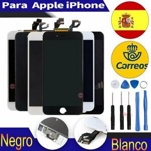 PANTALLA para iPhone XS MAX XR X 8 7 PLUS 6S LCD TACTIL RETINA COMPLETA DISPLAY