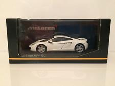 Minichamps 530133021 McLaren MP4-12C 2011 Blanc Nouveau Édition Limitée