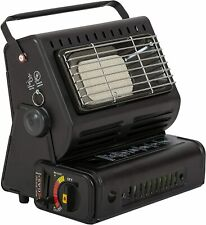 Highlander Portable Compact Lightweight Gas Heater Ideal for Camping and Fishing