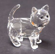 KITTEN - BABY CAT CLEAR CRYSTAL 2017 SWAROVSKI CRYSTAL #5269815