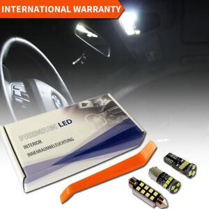 BMW F30 LED Interior Premium 14 SMD Bulbs White Error Free E90 3er