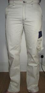 """Helly Hansen 76452 Battle Work/Wear Off WhiteTrousers Sizes W30"""" W42"""" W44"""" BNWT"""