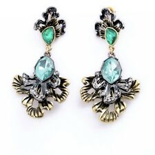 Rose & Peony British Fashion Statement Earring Unique design Excellent Quality