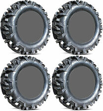 Four 4 EFX MotoMTC ATV Tires Set 2 Front 26x9-12 & 2 Rear 26x11-12 Moto MTC