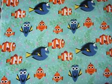 Disney Finding  Nemo Fabric  by Springs Creative 100% cotton fabric by yard