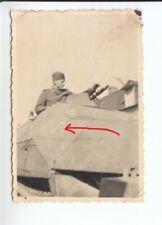 Elitesoldaten  WW2 Foto Konvolut SdkfZ 251 Normandie Frankreich 1944 Kennung RAR