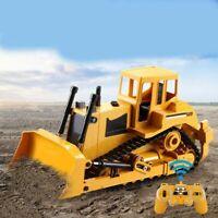 2.4G RC Truck Crawler Bulldozer 1:20 Caterpillar Tractor Crawler Excavator