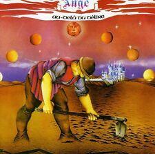 Au-Dela Du Delire - Ange (1993, CD NEU)