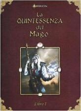D&D Dungeon and Dragons - La quintessenza del Mago Libro I - NUOVO