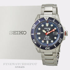 Authentic Seiko Padi Prospex Solar Diver's 200M Watch SNE435