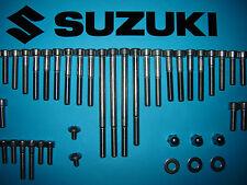Suzuki GS550 550cc 78-83 SS Stainless Engine Cover Allen Screw Kit *UK FREEPOST*