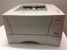 Laserdrucker Kyocera FS-1030D komplett mit Toner,Toner Einheit geprüft, getestet
